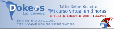 Banner Evento Octubre Lima