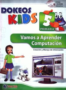 Peru's Dokeos Kids Syllabus, 5th volume