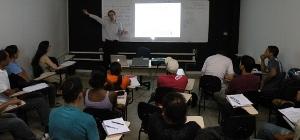 Taller de software libre en Brazil