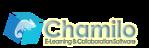 Logo por omisión del campus de Chamilo
