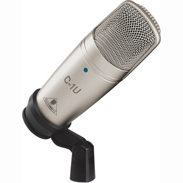 behringer c 1u microphone under linux recording level too low beeznest open source specialists